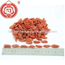 Baya de Goji en las frutas secas 280/380 PC / 50gam gojiberry crema materia prima