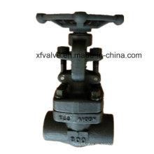 ANSI 800lb Forged Steel A105 Rosca NPT Válvulas de compuerta