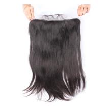 Remy-Spitzen-Frontverschluss mit Baby-Haar-Spitze Frontals 13x6