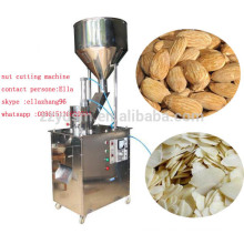 almond slicing machine/peanut slicing machine /cashew slicing machine