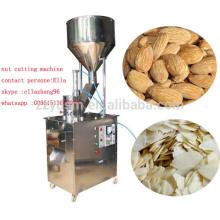 máquina de corte da amêndoa / máquina de corte do amendoim / máquina de corte do caju