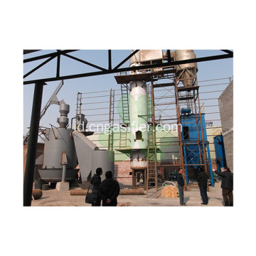 Perlite Expaned Furnace Equipment Generasi Baru