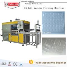 Máquina de blister de termoformagem a vácuo automática
