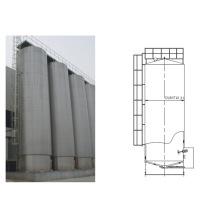Bpc série pote de armazenamento ao ar livre / tanque