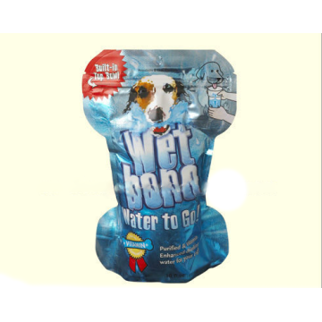 Shape Bags For Pet Food Packaging