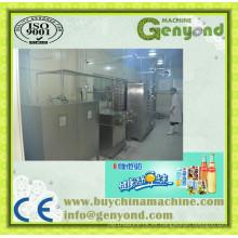 Nueva máquina de procesamiento de leche de soja de llegada