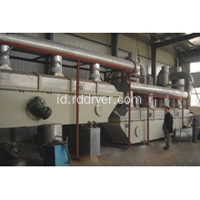 Penghematan Energi Vibrating Fluidized Bed Drying Machinery