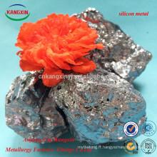 Chine Silicium Métal 553 / Silicium métallique 553