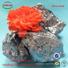 China Silicon Metal 553/metallic Silicon 553