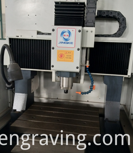 Industry Processing Four-Shaft Engraving Machine