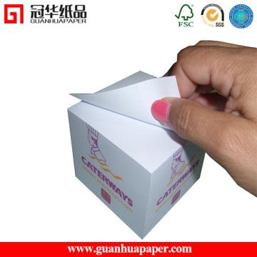 Paper Block Note Cube Memo Cube