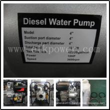 Key Start Diesel Water Pump (DWP100)