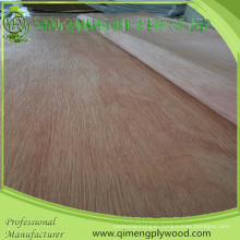 1280X2500mm a B C D Grade Plb Veneer for Plywood