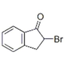 Name: 1H-Inden-1-one,2-bromo-2,3-dihydro- CAS 1775-27-5