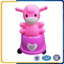Lovely Musical Fácil Carry Easy Clean Potty bebé / WC