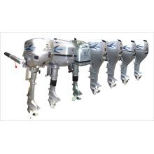 4-Takt-8-PS-Außenbordmotor mit CE-Zulassung