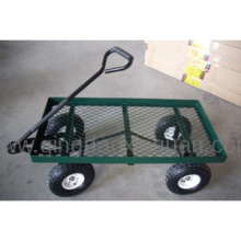 36L x 18W inches Flatbed Cart