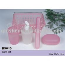 travel bath set