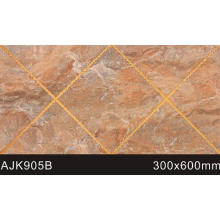 New Design of Bathroom Crystal Polished Wall Tiles (AJK905B)