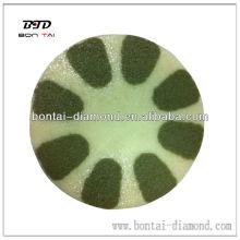 Nuevas almohadillas de polir uso seco para hormigón, granito, mármol