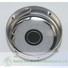 Preço mais baixo de filtros de chá de peneiras de aço inoxidável