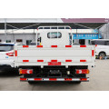 cheap 4.5T electric flat truck with long range