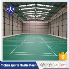 Inexpensive indoor plastic flooring wholesales