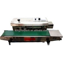 FA-900S halbautomatische kontinuierliche Stahldruck Stickstoff-Siegelmaschine