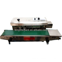 FA-900S semi automatic continuous steel printing nitrogen sealing machine