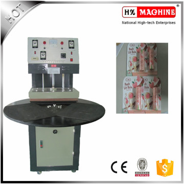 Máquina de selagem de calor de cartão de vácuo de fornecimento de fábrica para venda