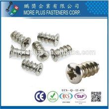 Taiwan High quality Carbon steel Furniture screw Euro Fasteners Confirmat screw Euro Screws