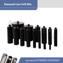 Forets de noyau de diamant pour Hard Rock