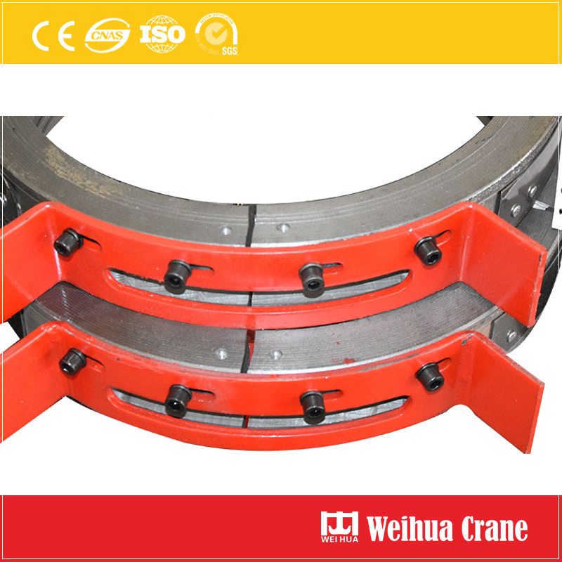 Crane Rope Guide