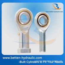 Rose Joint Stainless Steel Rod Ends Pherical Plain Bearings