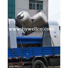 New Design Stainless Steel V-mixer Machine