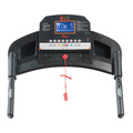 1.25HP &14km Electrict Treadmill (UBQ-5210)