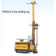 Plataforma de perforación de núcleo de extracción de mineral de motor hidráulico 178KW