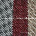 Tissu décoratif de sofa de polyester 100% imprimé pour la tapisserie d'ameublement / sac / couverture