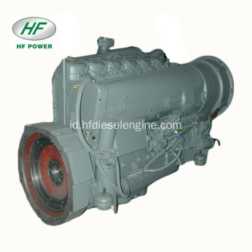 Deutz BF6L913 6-Silinder 4-Stroke Air-Cooled Diesel Engine