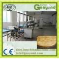 Halbautomatische Naan Brotbackmaschine