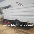 Camión barrendero de alta calidad con motor CUMMINS