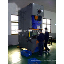 PLC control punch press machine