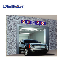 Car elevator with economic price energy-saving and large space