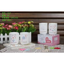 Love White Ceramic Fashion Mug