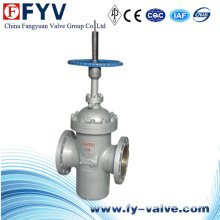 Pn64 Through Conduit Double Expanding Gate Valve