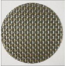 Round square cup cup PVC pad