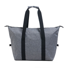 Portable Camping Picnic Lunch Custom Logo Oxford Storage Food Large Shopping Insulated Tote Bag Cooler