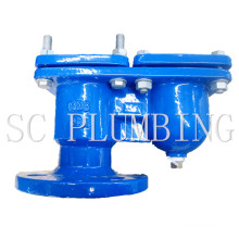 Flange End and Screw End Air Valve