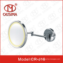 Wall Mounted Shower Room LED Cosmetic Mirror