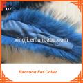 2016 Mode réel fourrure Raccoon Fur Collar